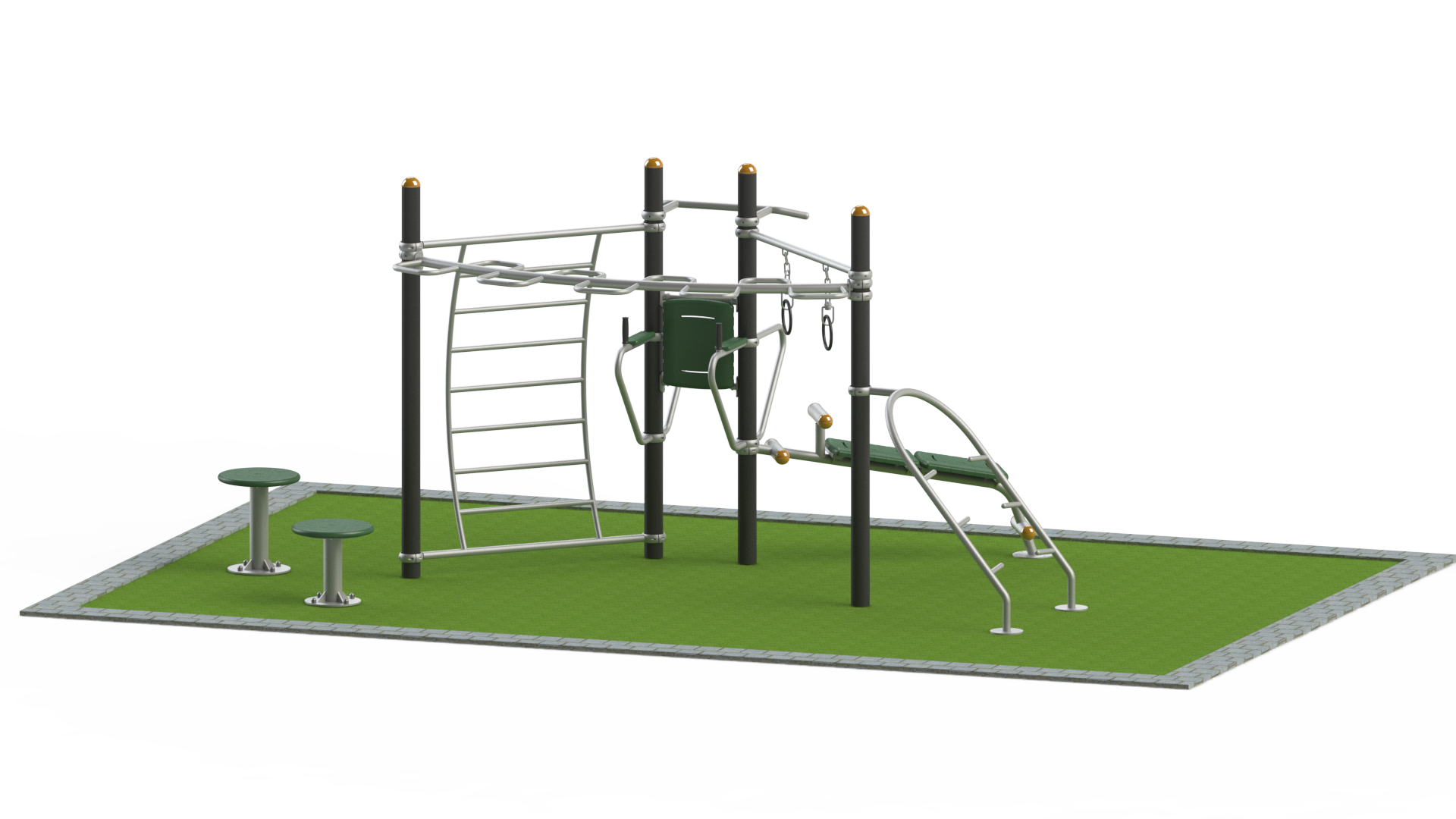 Gym africa outdoor gym equipment